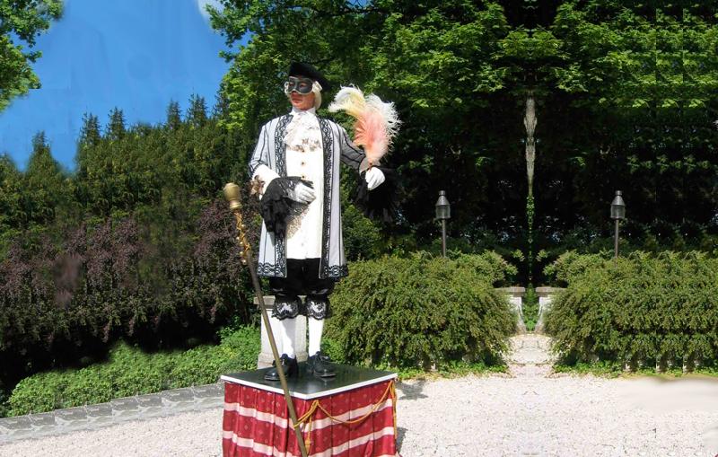 pantomime-show Nürnberg